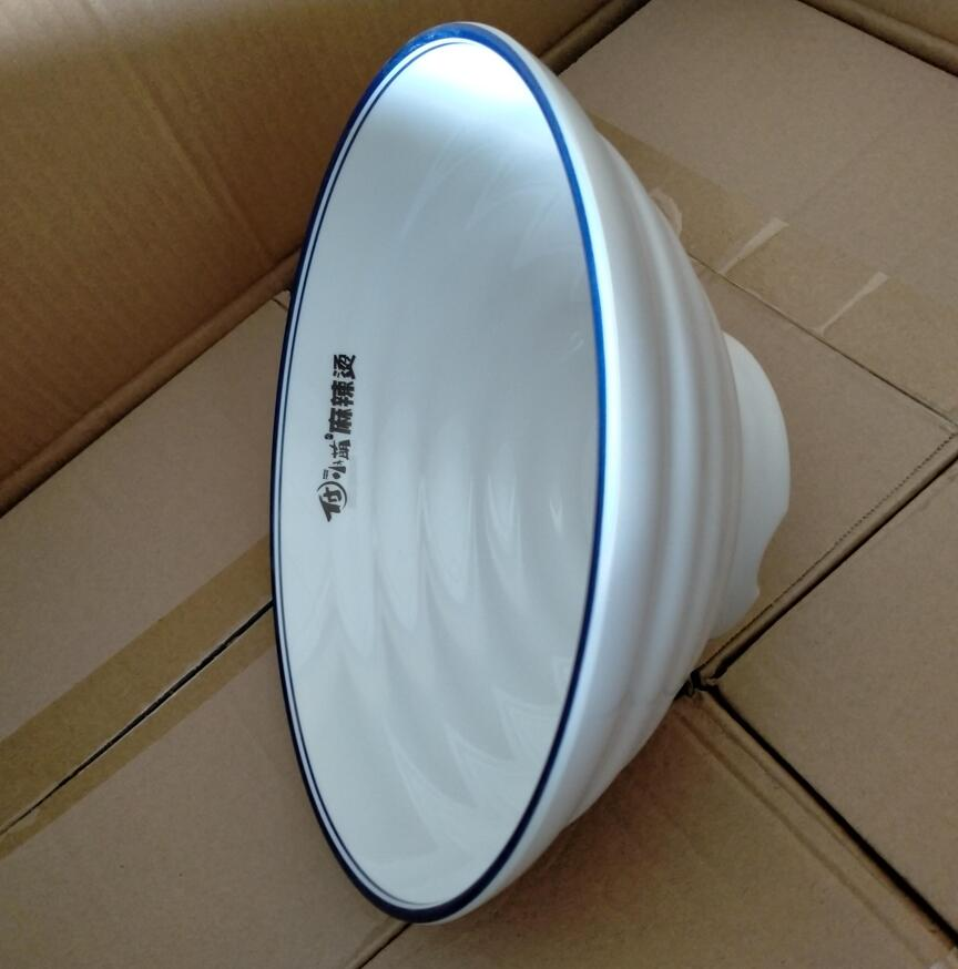 陶瓷碗激光雕刻样品